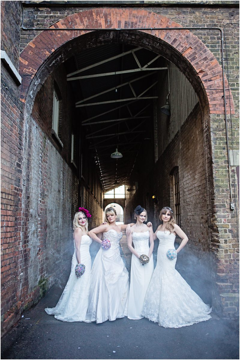 Historic Dockyard Chatham - Drama Queen Styled Shoot_035