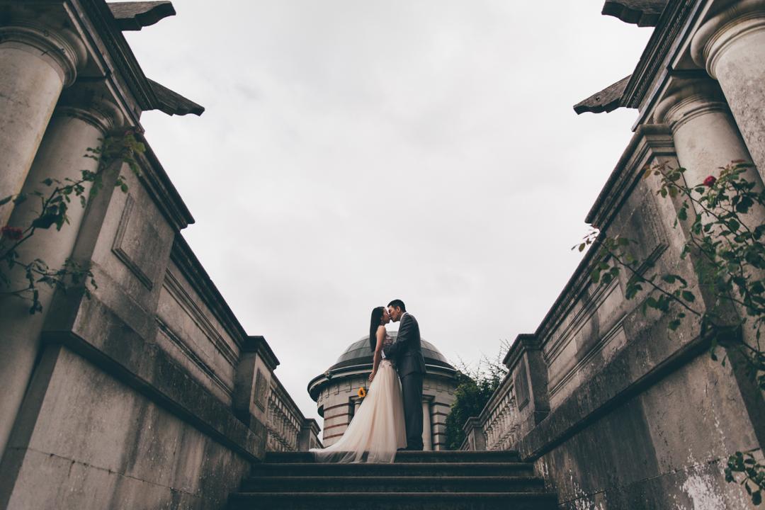 Hill garden and pergula pre wedding shoot-103