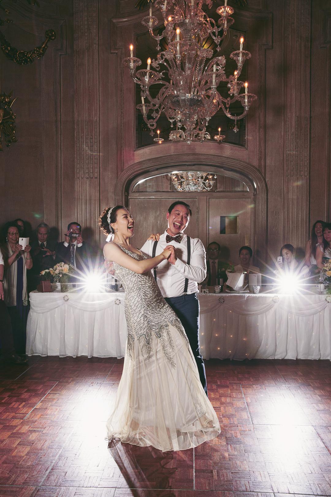 Le Meridien Wedding London -108