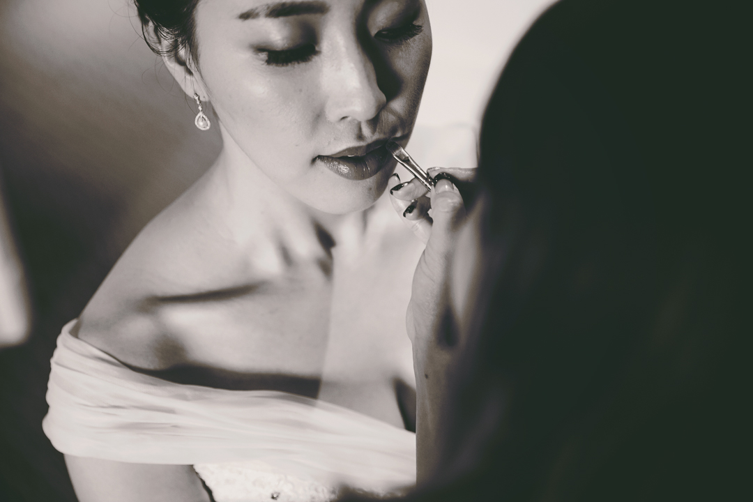 Le Meridien bridal preparation-101