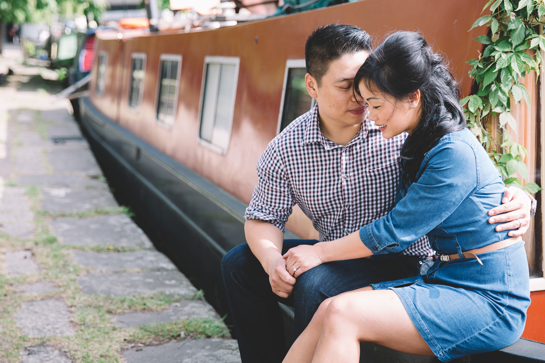 Little Venice pre wedding shoot-102