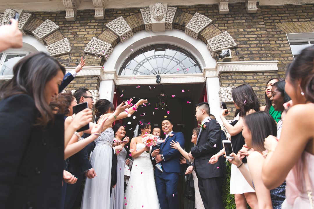 Asia House London Wedding -191