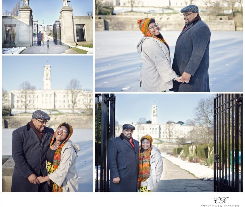 Zakiya & Matt – In love shoot