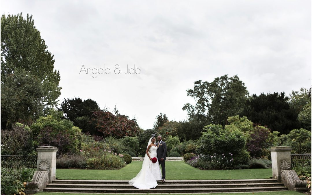 Millenium Hotel Wedding Preview | Angela & Jide