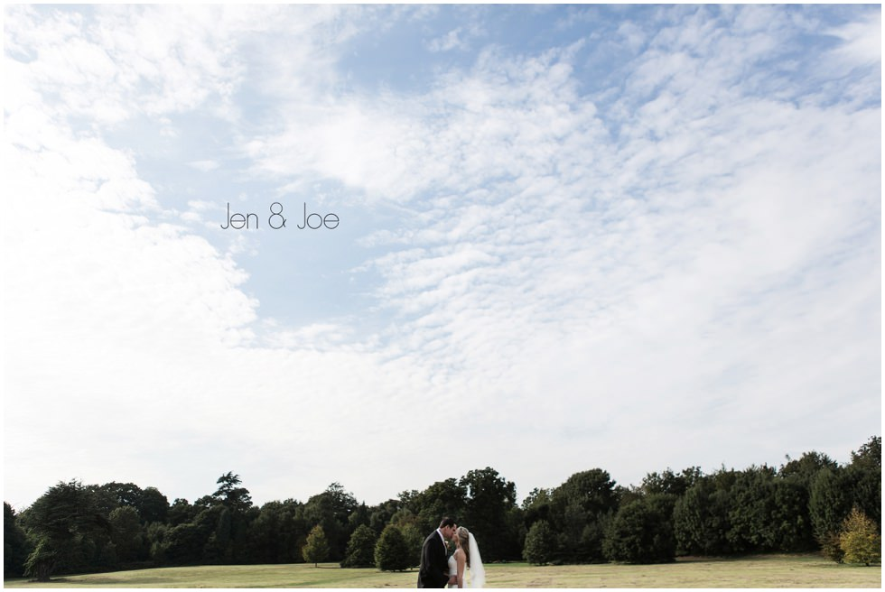 Botleys Mansion Wedding | Jen & Joe
