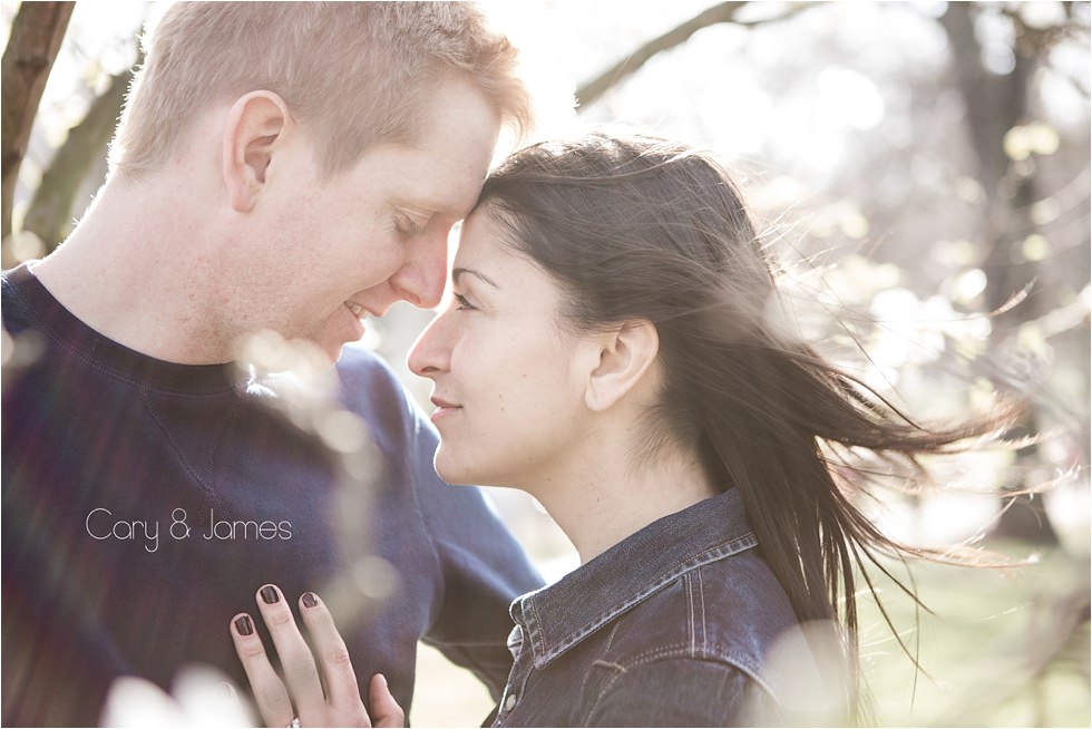 Hyde Park Pre Wedding Shoot | Cary & James