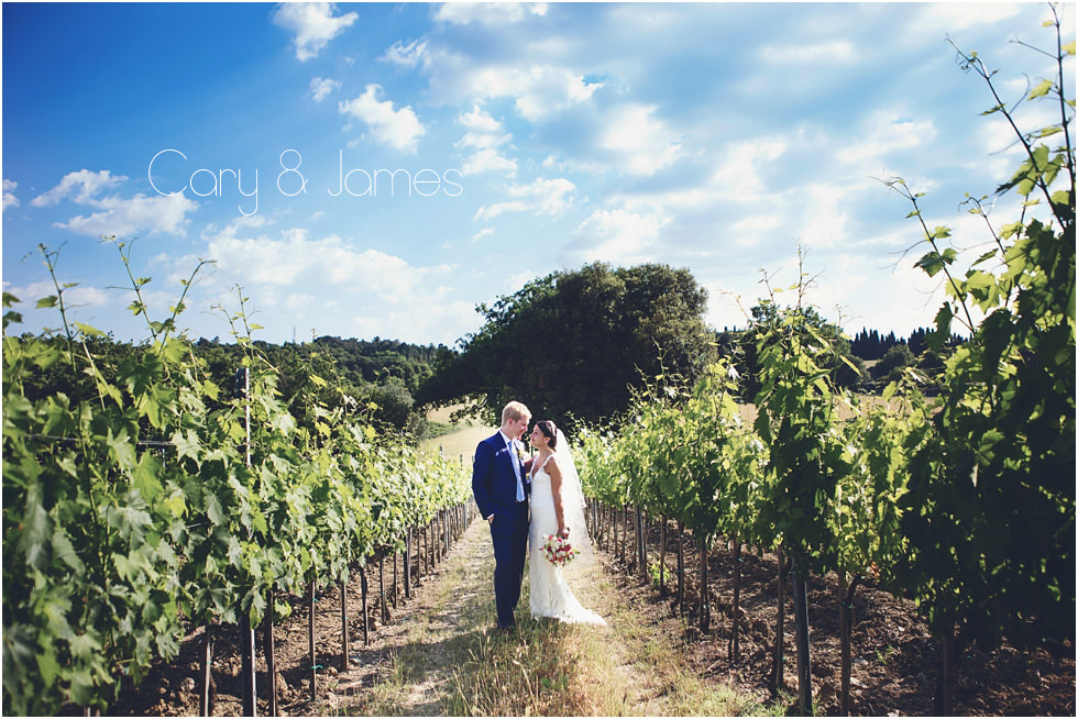 Destination Wedding Italy | Cary & James