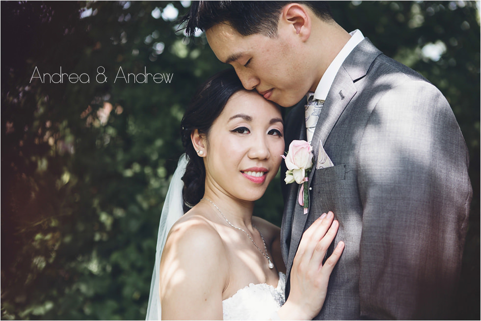 Fetcham Park Wedding | Andrea & Andrew